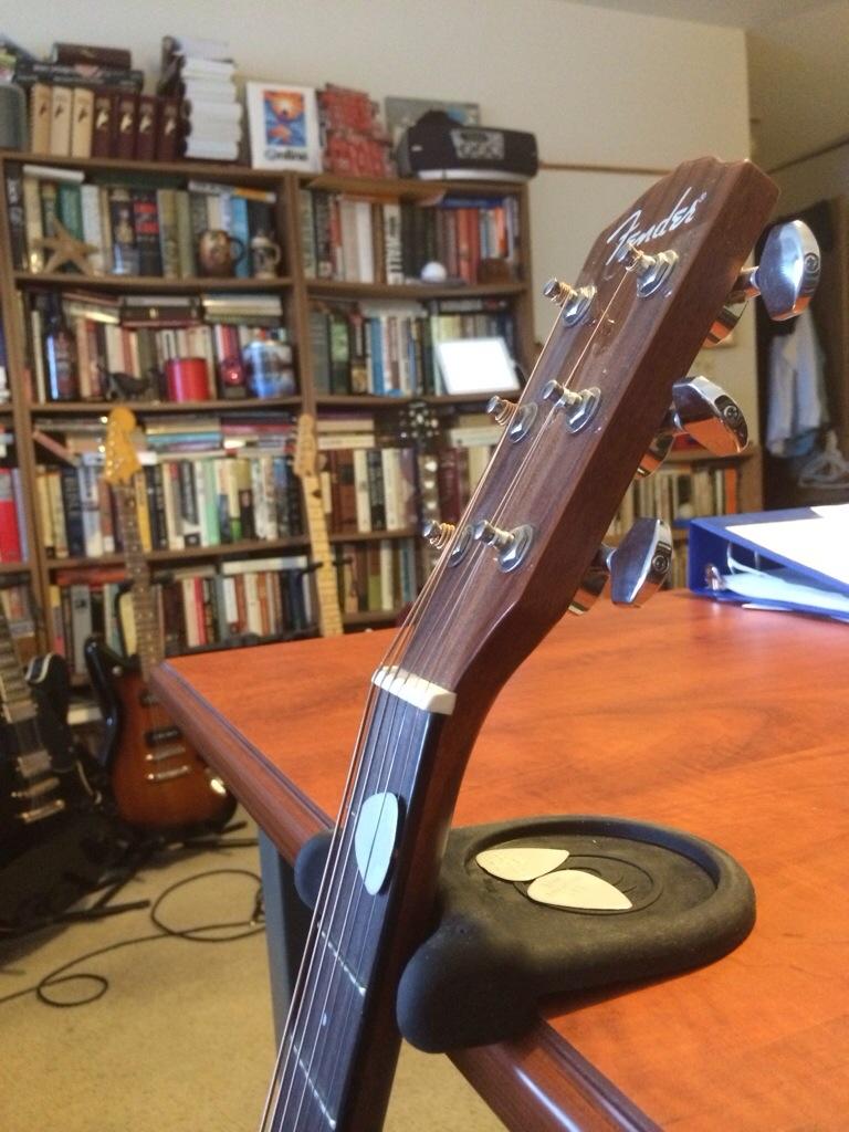 Photo - Planet Waves Guitar Rest