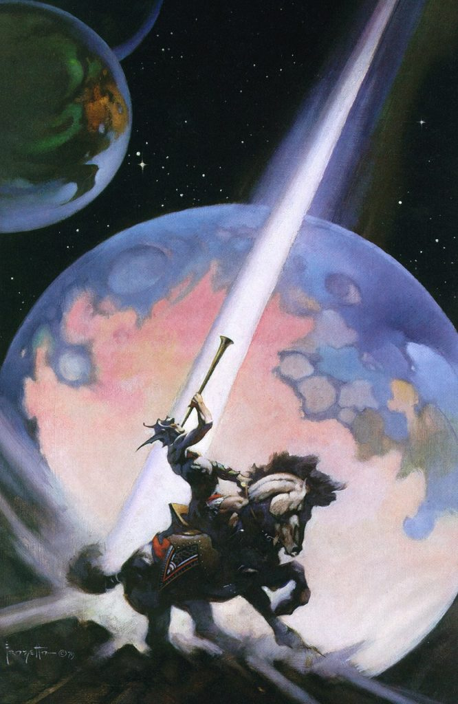 Sound by Frank Frazetta